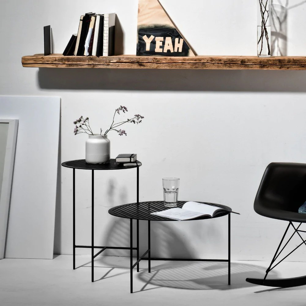 Designer Wandregal Wandregal Altholz Von Weld Co Blickfang Designshop