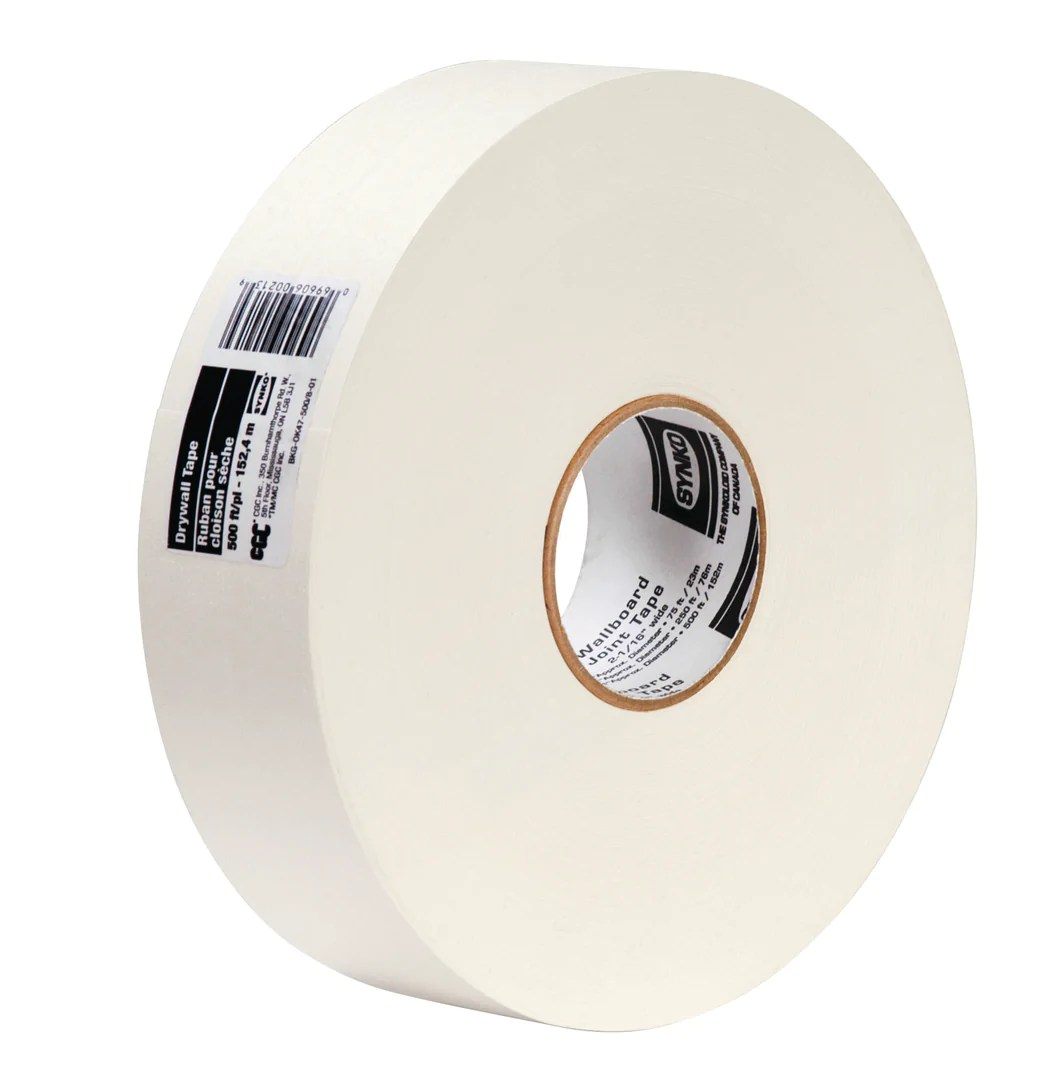 Drywall Paper Tape Paper Drywall Joint Tape 500 Feet