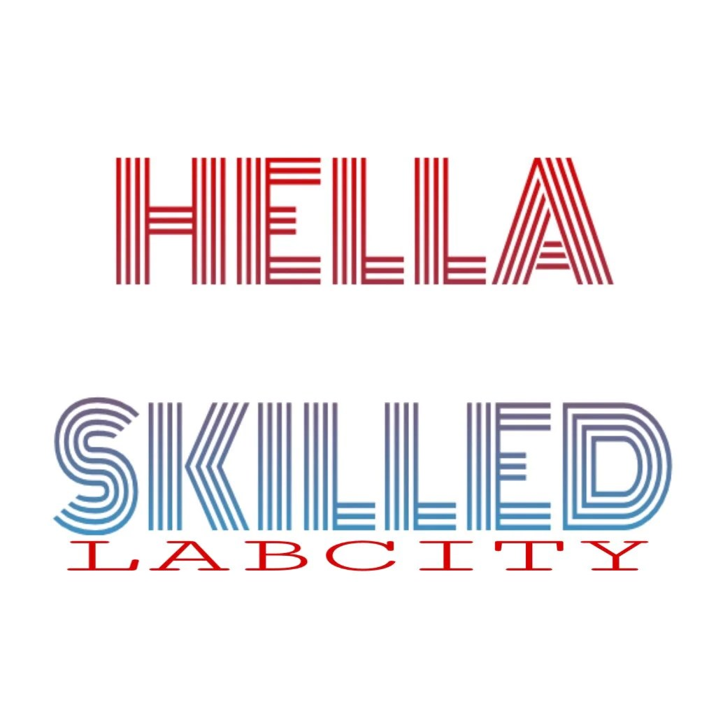 Hella Shop Hella Skilled Tee