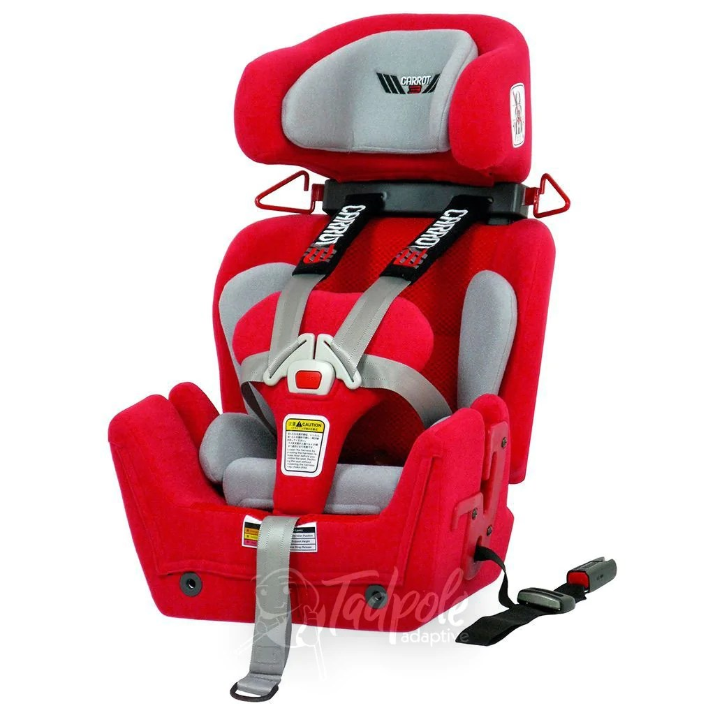 Britax Car Seat Baby Jogger Convaid Carrot 3 Special Needs Carseat Tadpole Adaptive