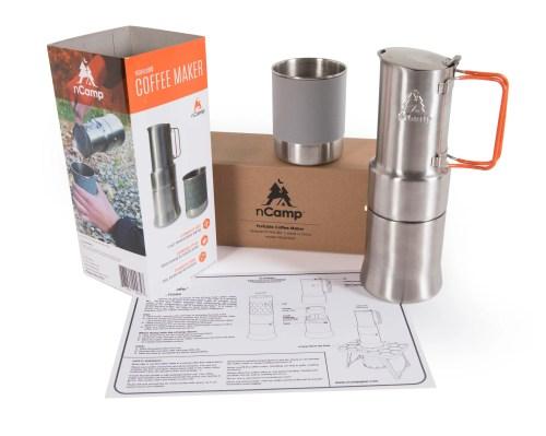 Medium Of Camping Coffee Pot