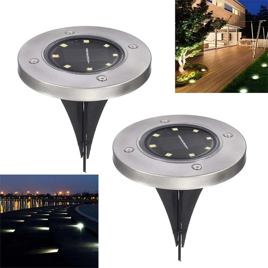 Tuinspot Solar Lmid Lawn Light Led Solar Lamp Outdoor Garden Led Tuin Spot