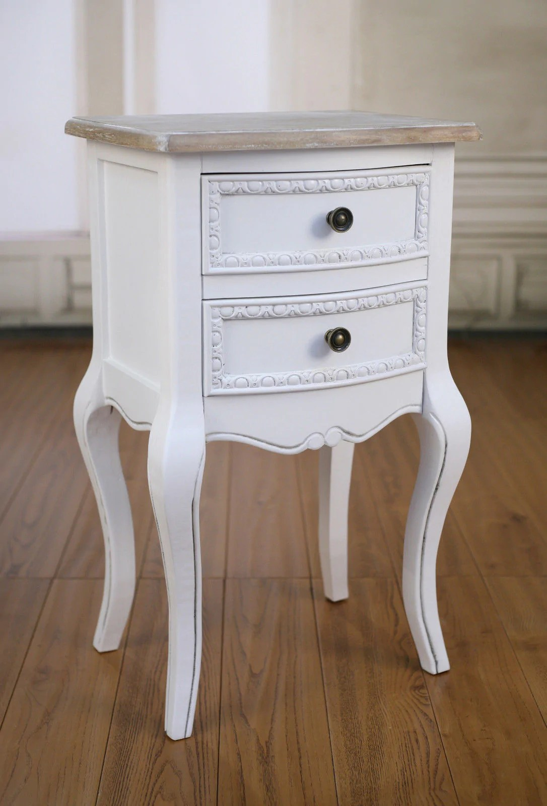 Provincial Bedside Tables Bedside Chest French Provincial Antique White Bedside Table 2