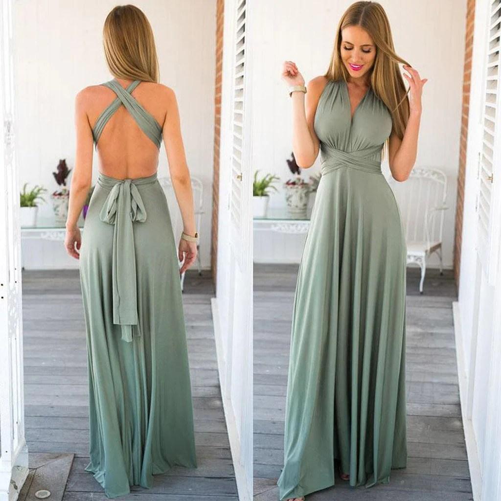 Fullsize Of Convertible Bridesmaid Dress