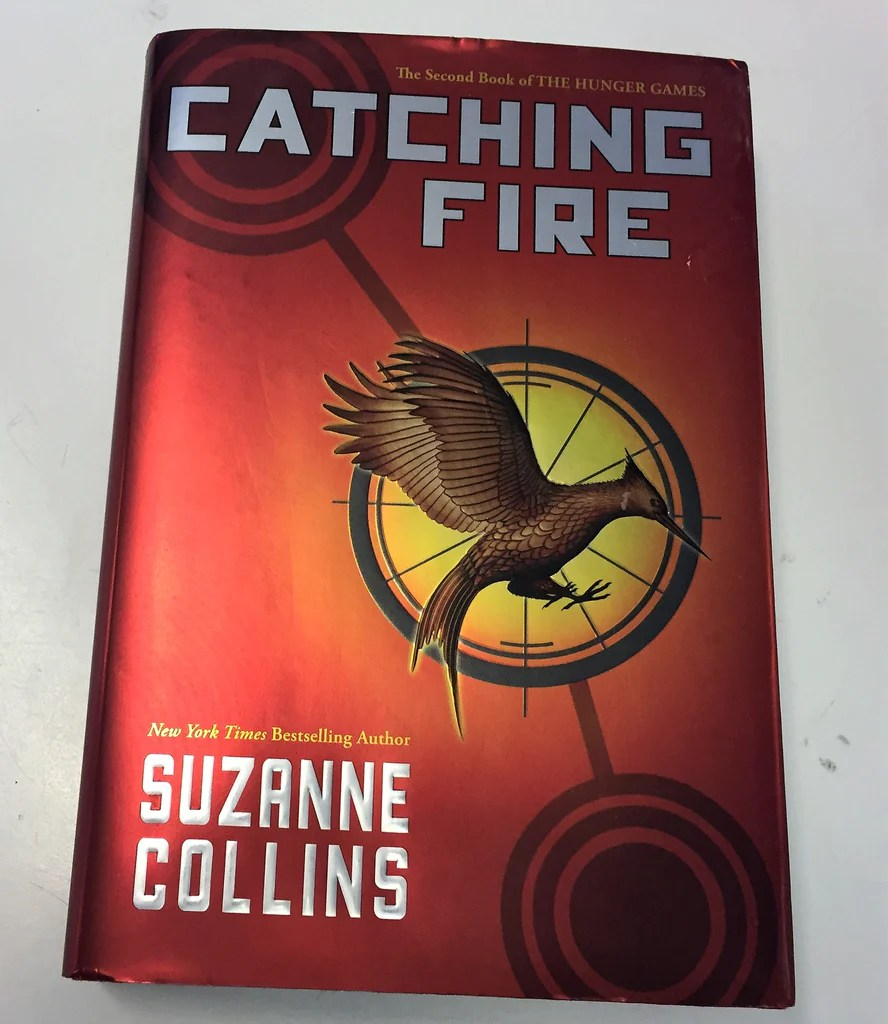 Libros De Suzanne Collins Catching Fire Book 2 Of The Hunger Games By Suzanne Collins