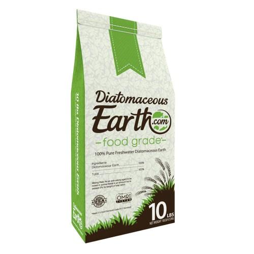 Medium Of Food Grade Diatomaceous Earth Walmart