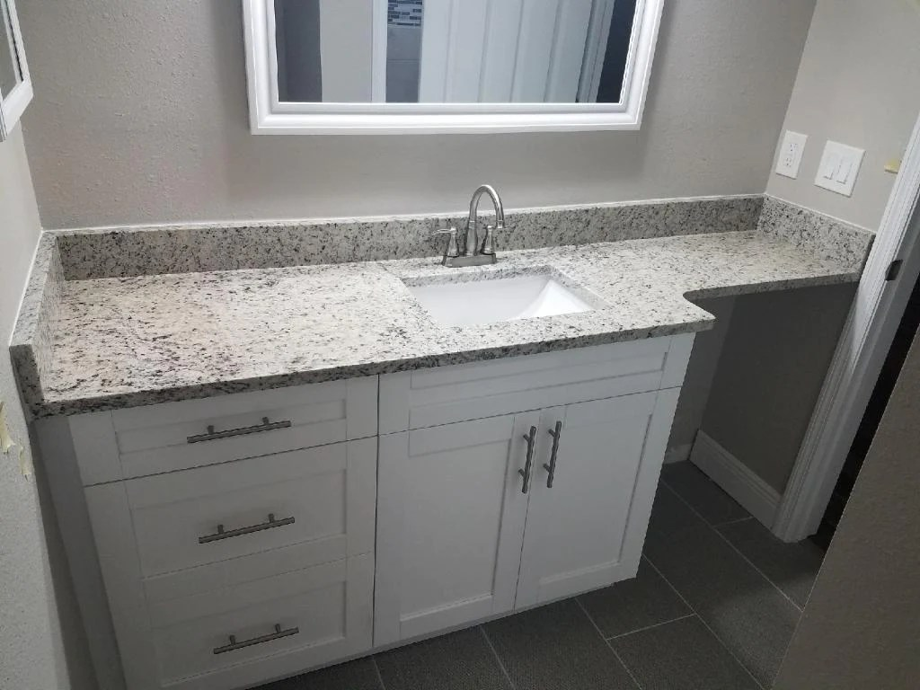 Unfinished Kitchen Cabinets Tampa Vanity Set Jobs