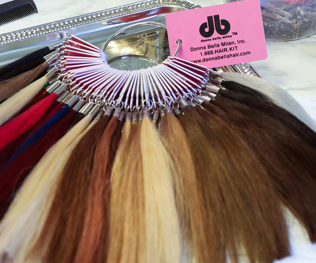 5 Ways Hair Extension Tools Can Make Your Salon More Efficient Donna Bella Hair Hair Extensions Blog Donna Bella Hair