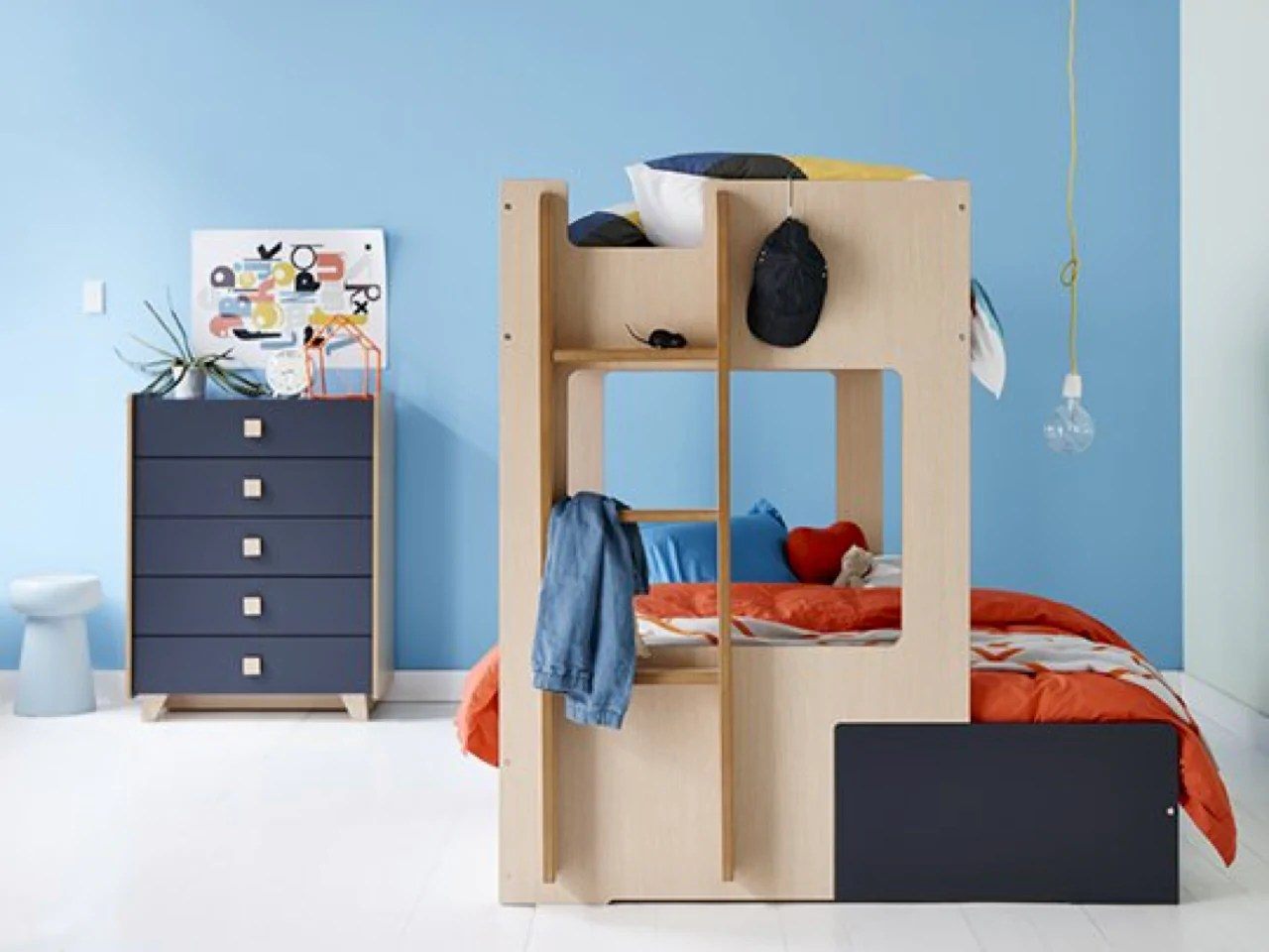 Snooze Bunk Beds Charlie Combo Bunk Frame