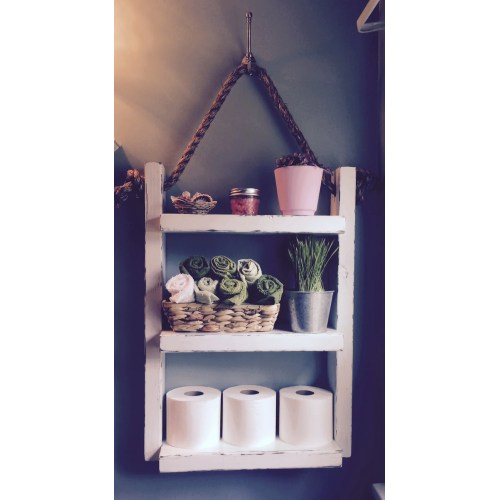 Medium Crop Of Bathroom Hanging Shelf