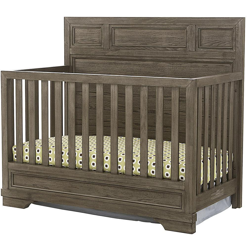 Westwood Design Foundry Flat Top Convertible Crib Lakeland Baby And Teen Furniture