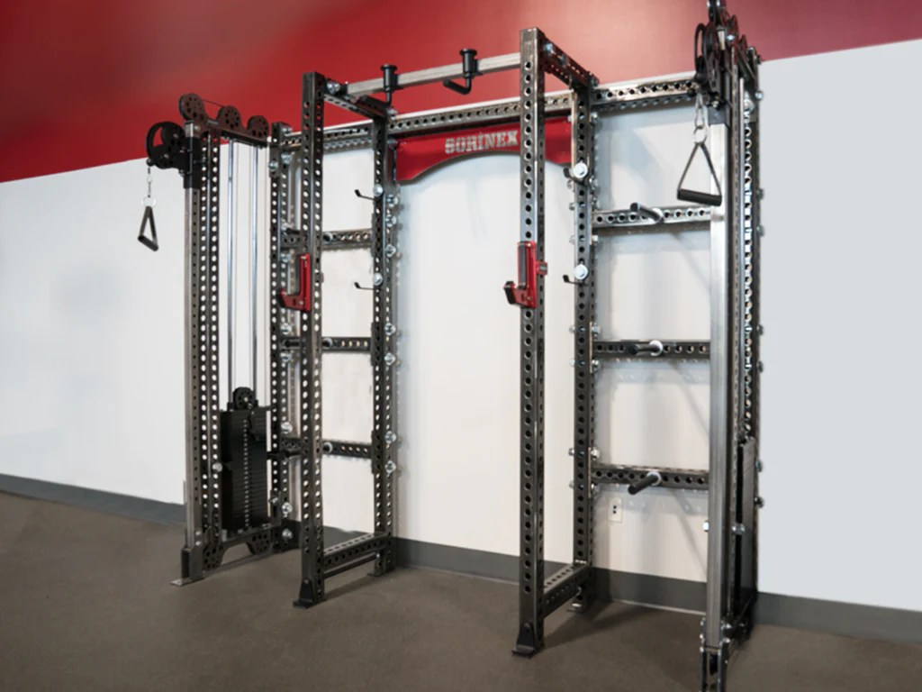 Garage Gym Half Rack Apex Rack
