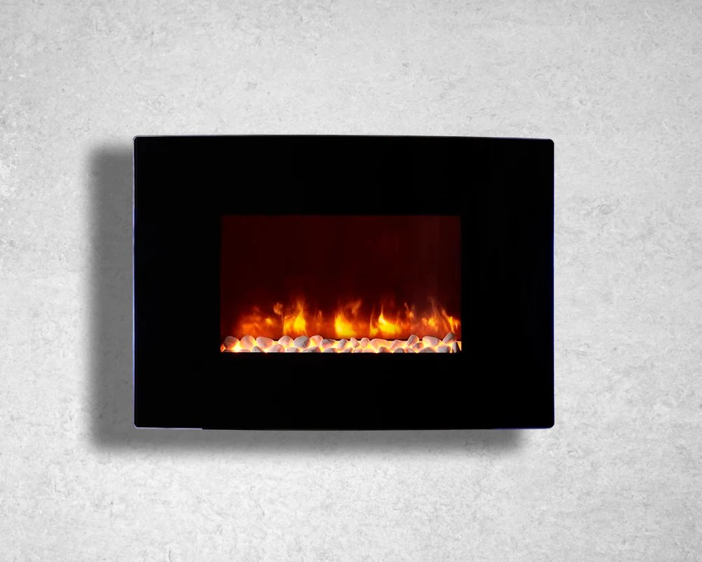 Curved Electric Fireplace Ef67 Curved