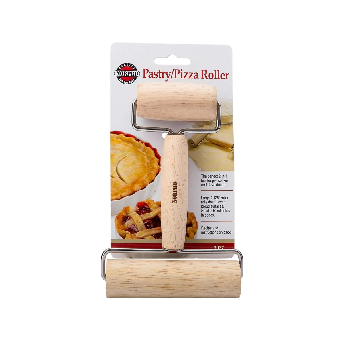Pizza Roller Norpro Pastry And Pizza Roller