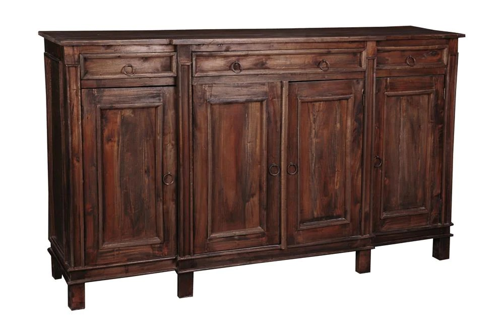 Sunset Trading Cottage Sideboard In Raftwood Beyond Stores