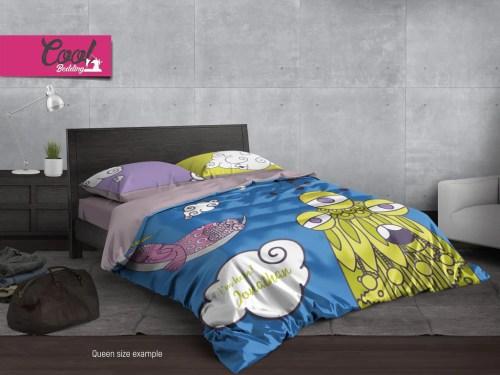 Medium Of Kids Bedding Sets