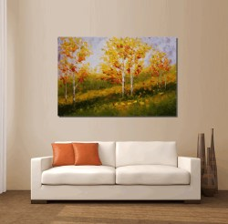 Small Of Large Canvas Art