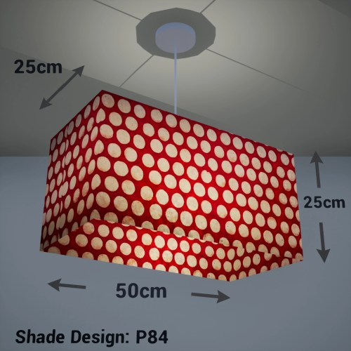 Medium Of Rectangular Lamp Shades