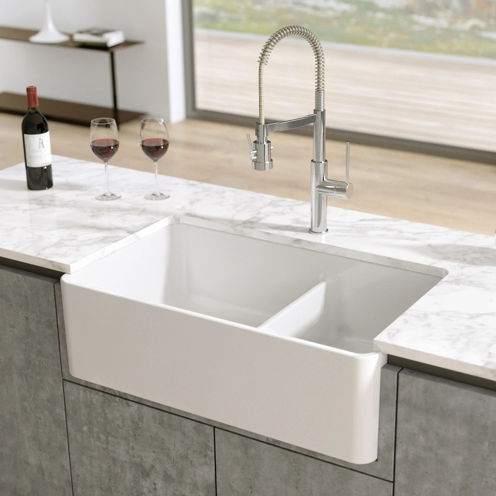 Stone Farmhouse Sink Lowest Price Latoscana 33