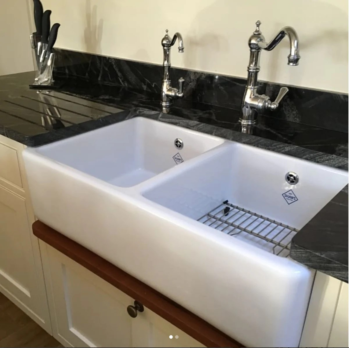 Shaw Farmhouse Sink Reviews Rohl Shaws 36