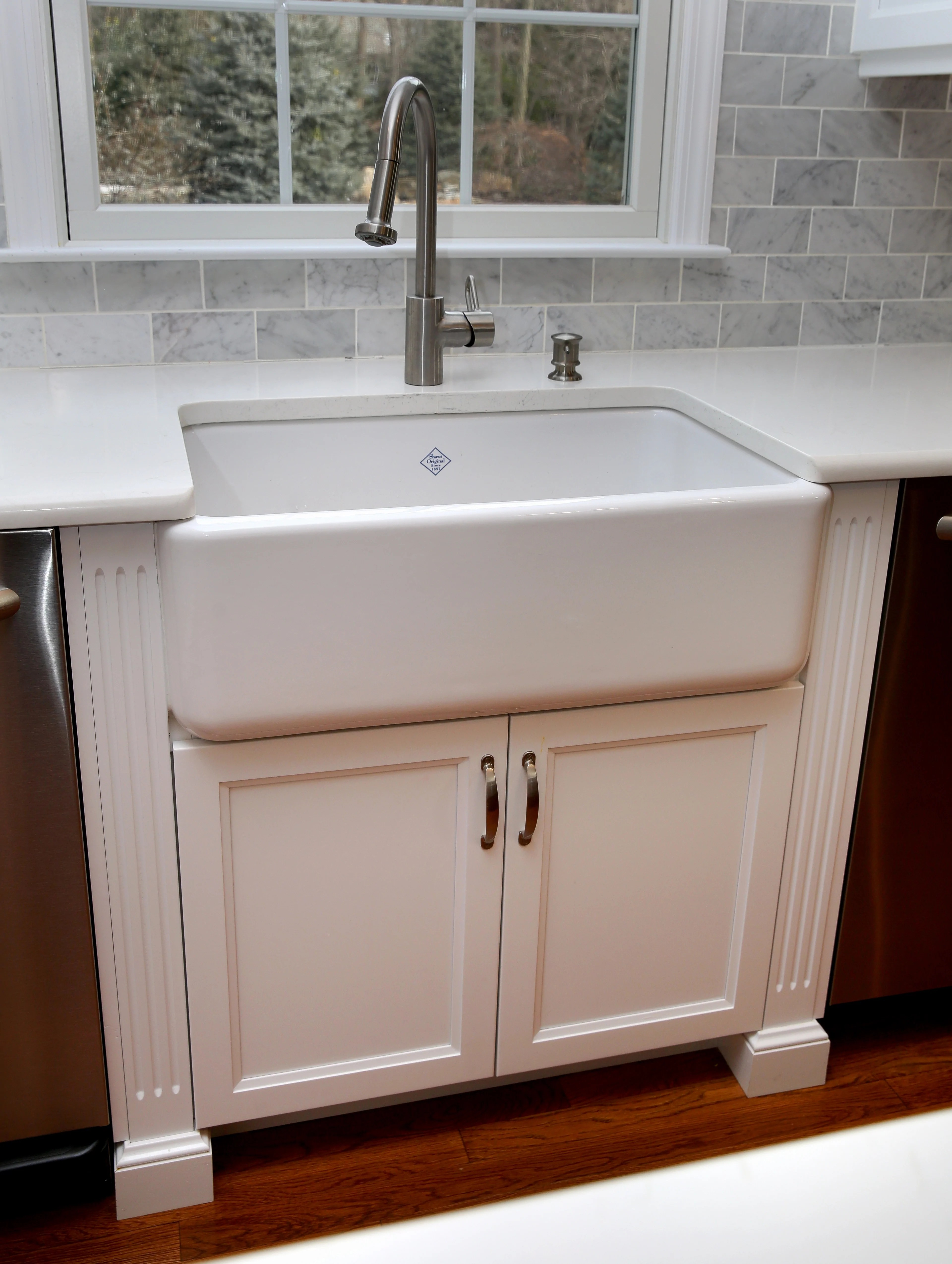 Shaw Farmhouse Sink Reviews Rohl Shaws 33