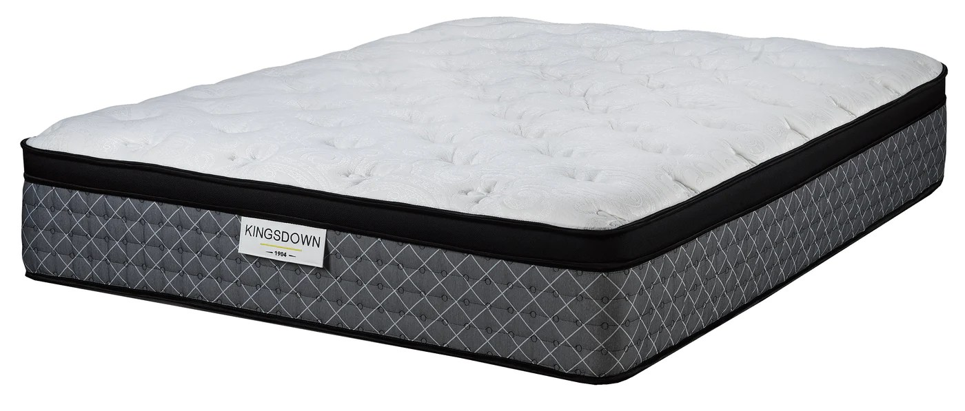 Matelas Tres Moelleux Kingsdown Dionne Plush King Mattress