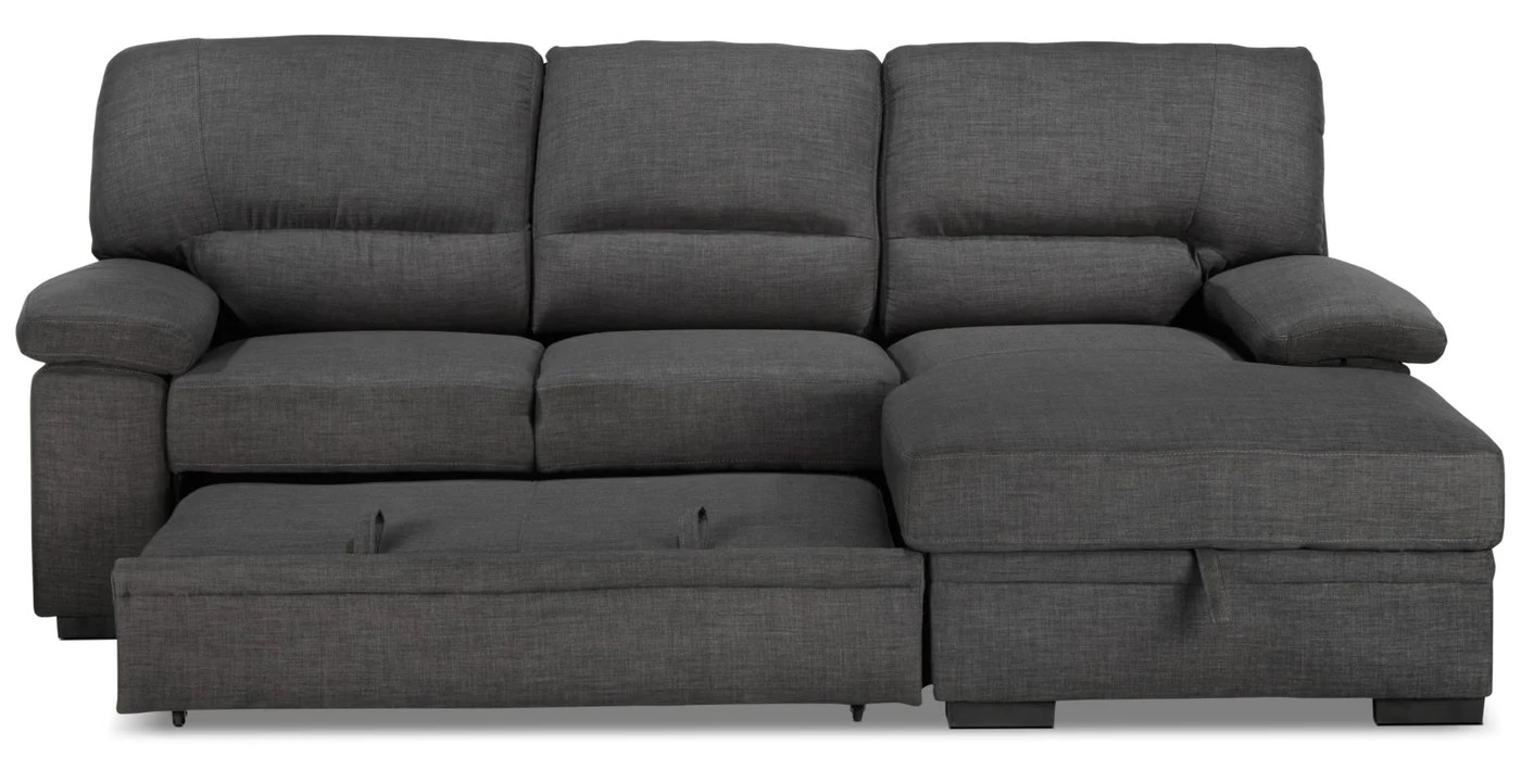 Sofa Bed For Sale Toronto Tessaro Pop Up Sofabed Charcoal