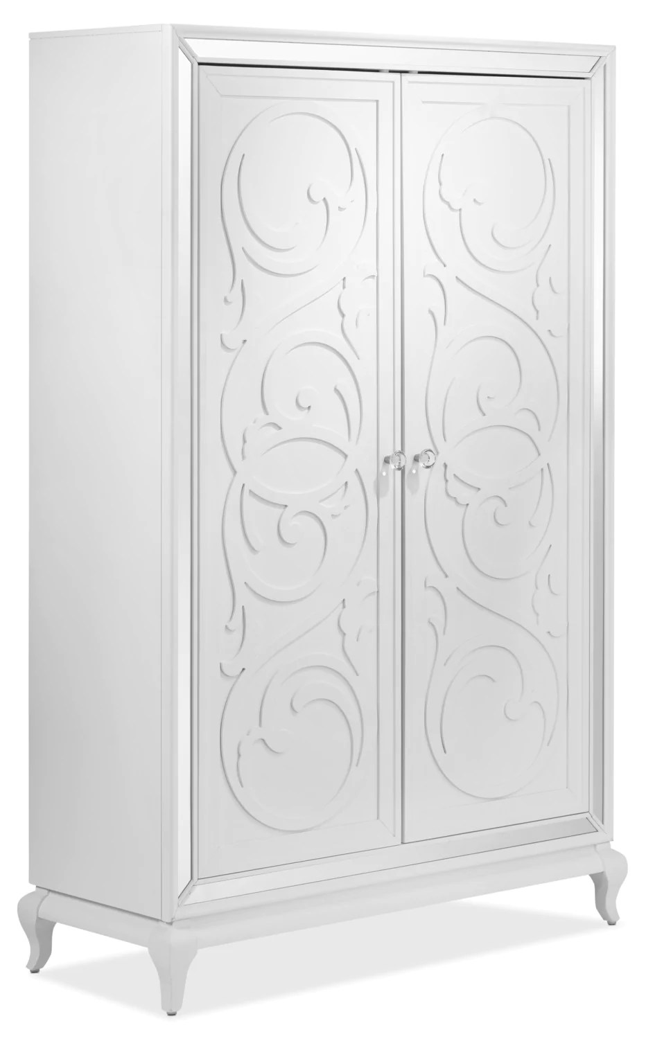 Armoire Metal Blanc Artic Ice Armoire Blanc