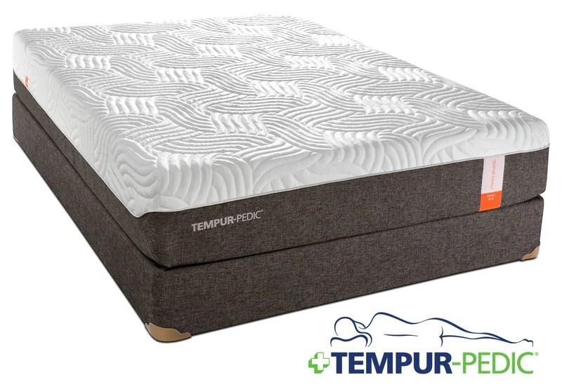Tempur Pedic Sense 20 Firm Queen Mattress And Boxspring