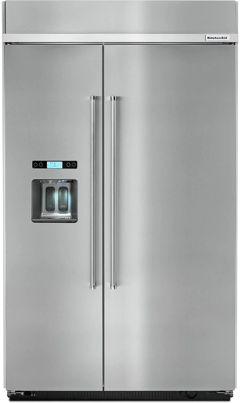 Kitchenaid Krff302ess Kitchenaid Refrigerators Leon S