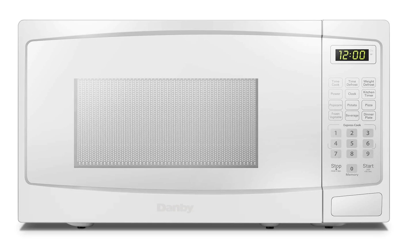 Danby 7 Cu Ft Countertop Microwave Dbmw072w The Brick