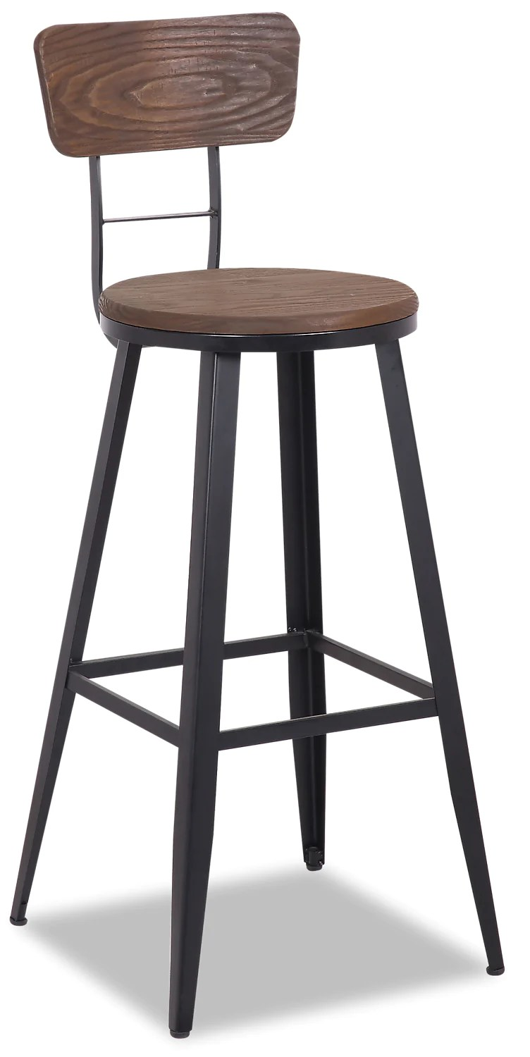 Tabouret Bar Mica Brick