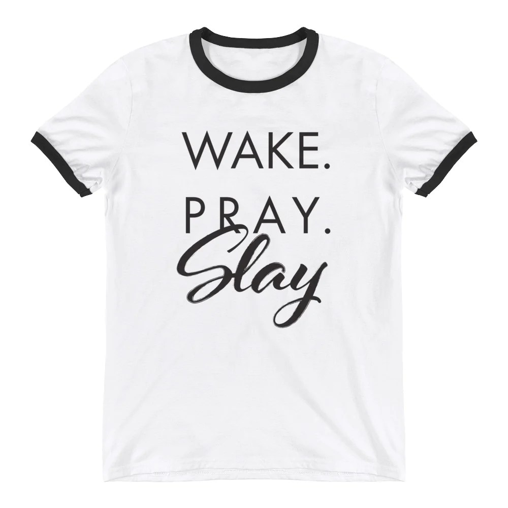 Fullsize Of Wake Pray Slay