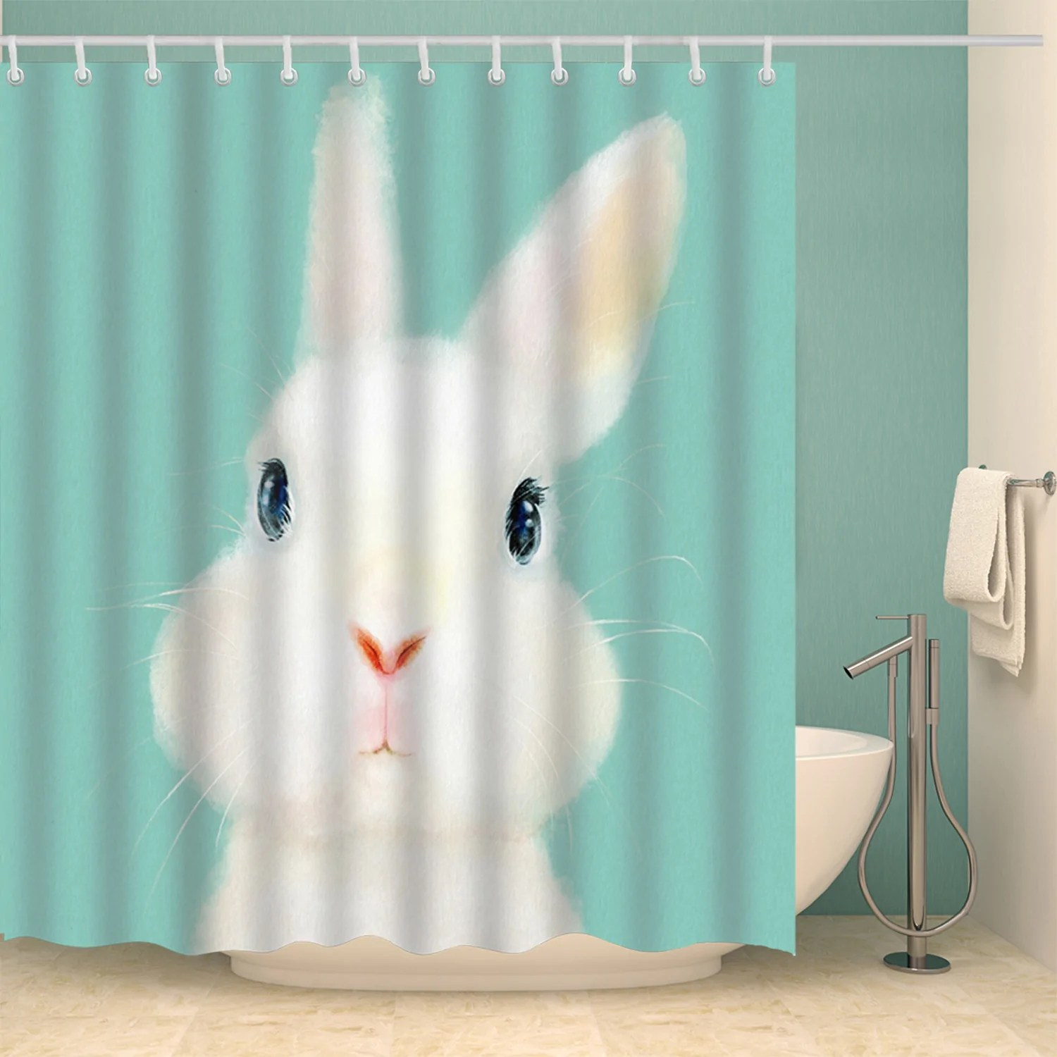 Cute Girly Shower Curtains Shower Curtain Cute Jerusalem House