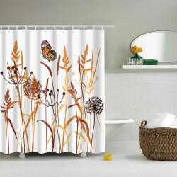 Small Of Butterfly Shower Curtain