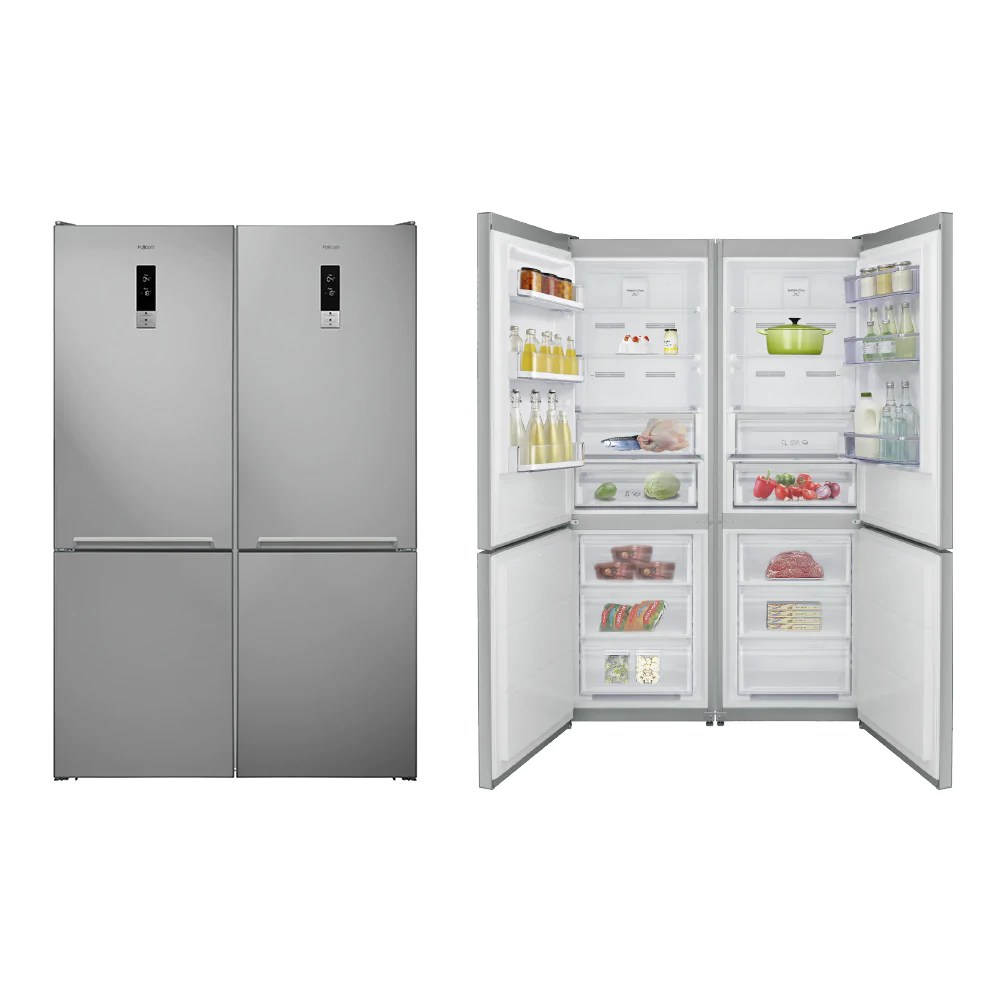 No Frost No Frost Bottom Freezer Four Door Refrigerator 680 Liters