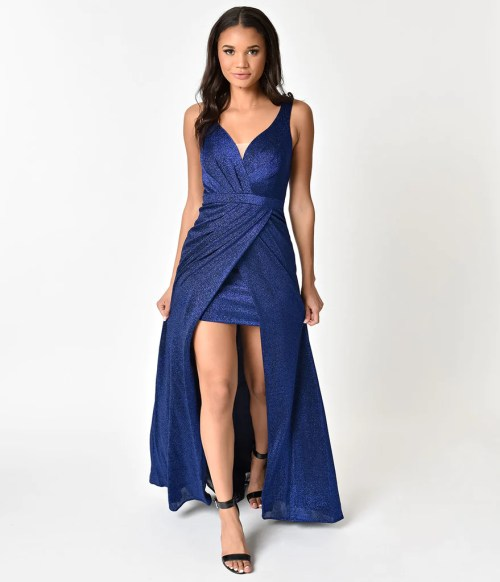 Medium Of Cobalt Blue Dress