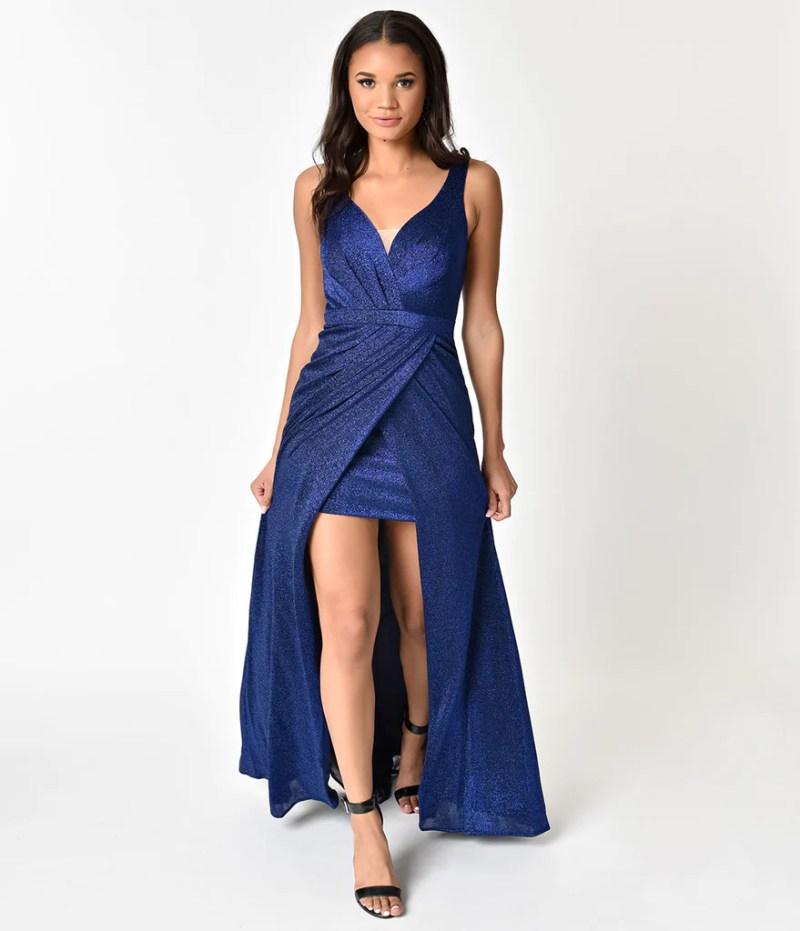 Large Of Cobalt Blue Dress