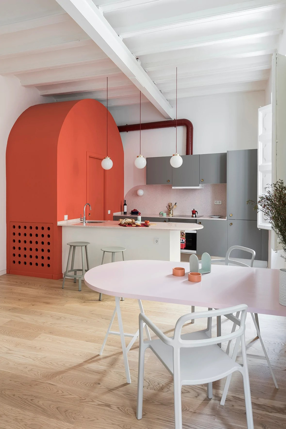 Kuchen Design Kitchen Living