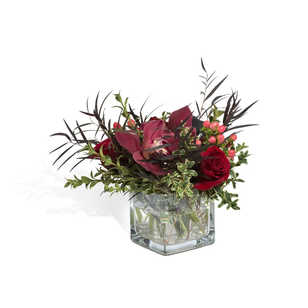 Blume Calla Pomegranate Centerpiece