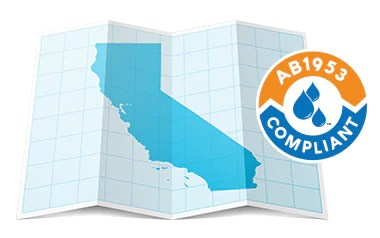 Ab1953 Lead Free Compliant Fresh Water Systems