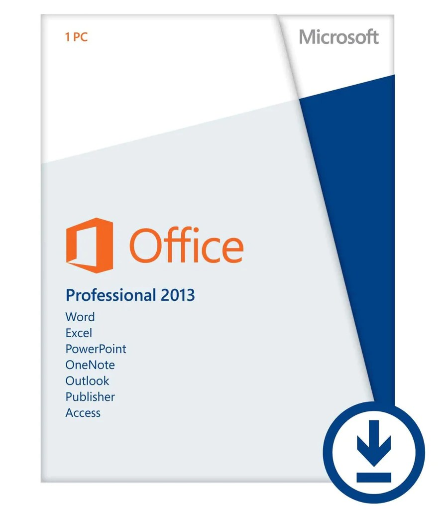 Microsoft Office 2013 Professional Plus Office 2013 Professional Plus