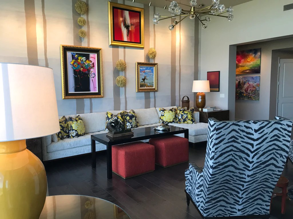 Interior Design Decor Kc Downtown Condo Interior Design Decor Trapp And Company