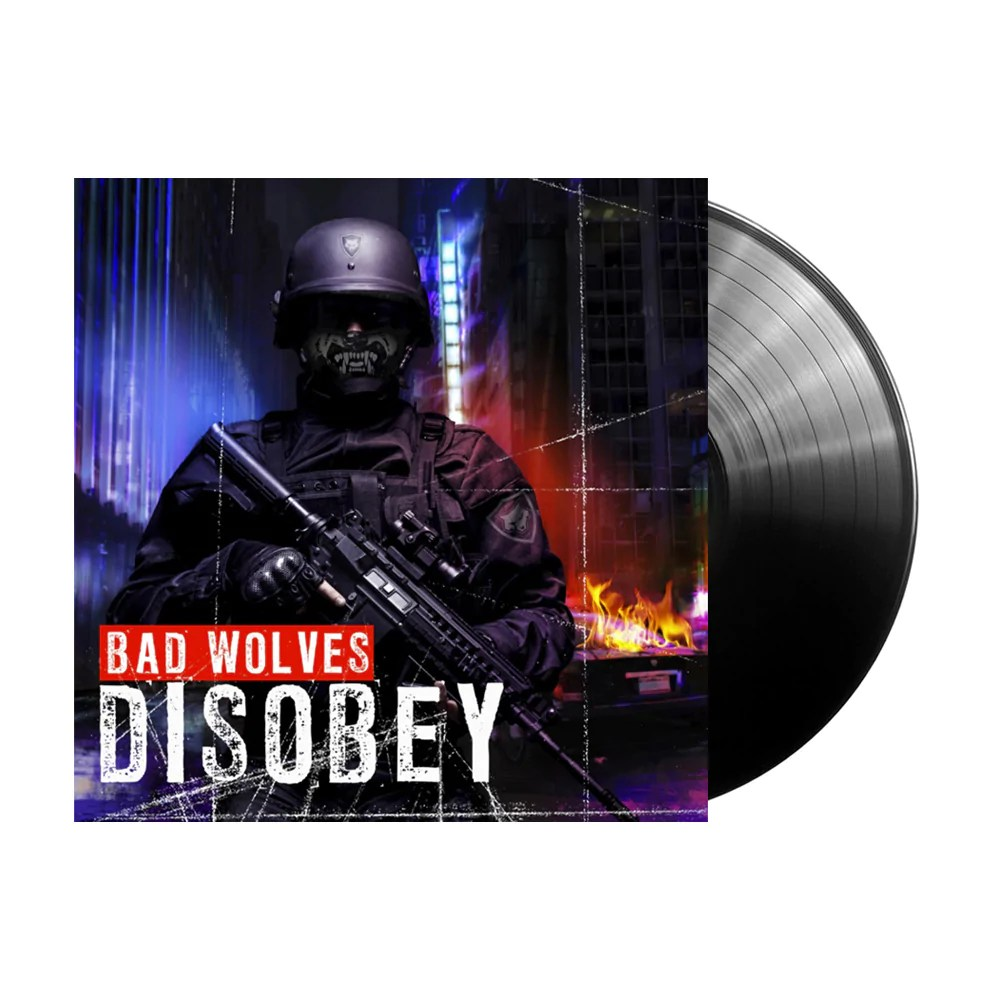 Vinylboden Bad Disobey Vinyl Bad Wolves Store