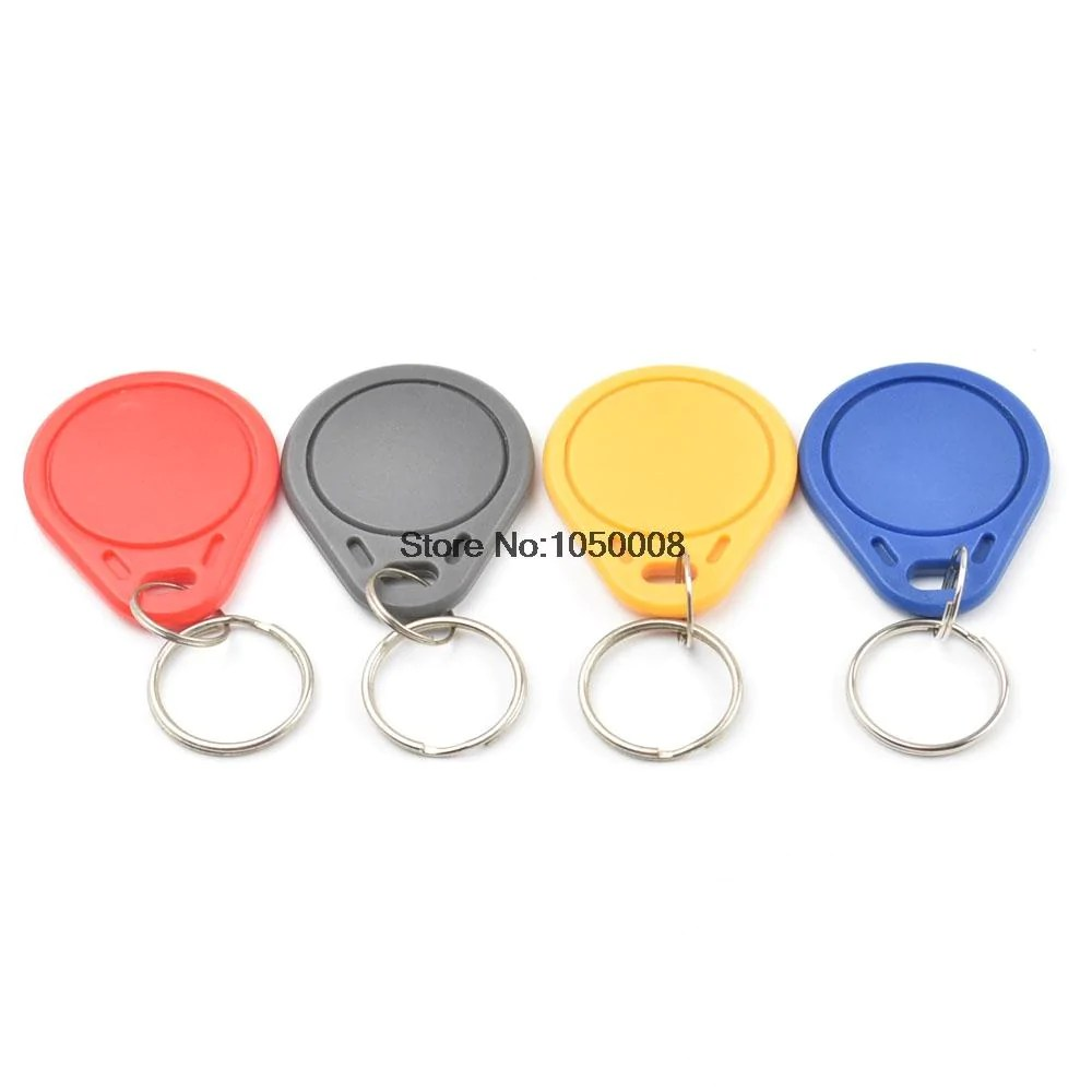 Nfc Tags 20pcs Rfid Key Fobs 13 56mhz Proximity Nfc Tags Ntag215 Keyfob Tag For All Nfc Products