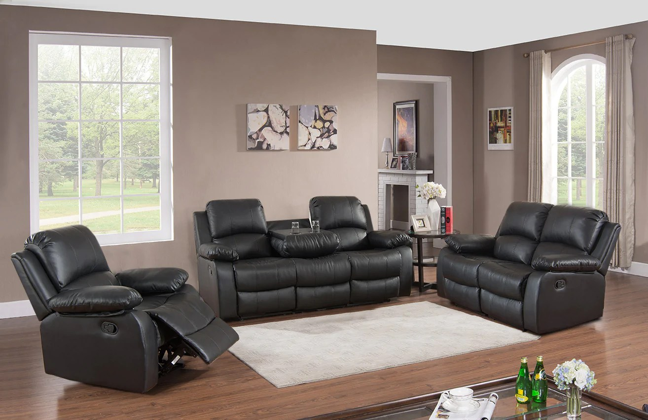Sofas Online Valencia Leather Recliner Sofa Finance Available Furnico Living