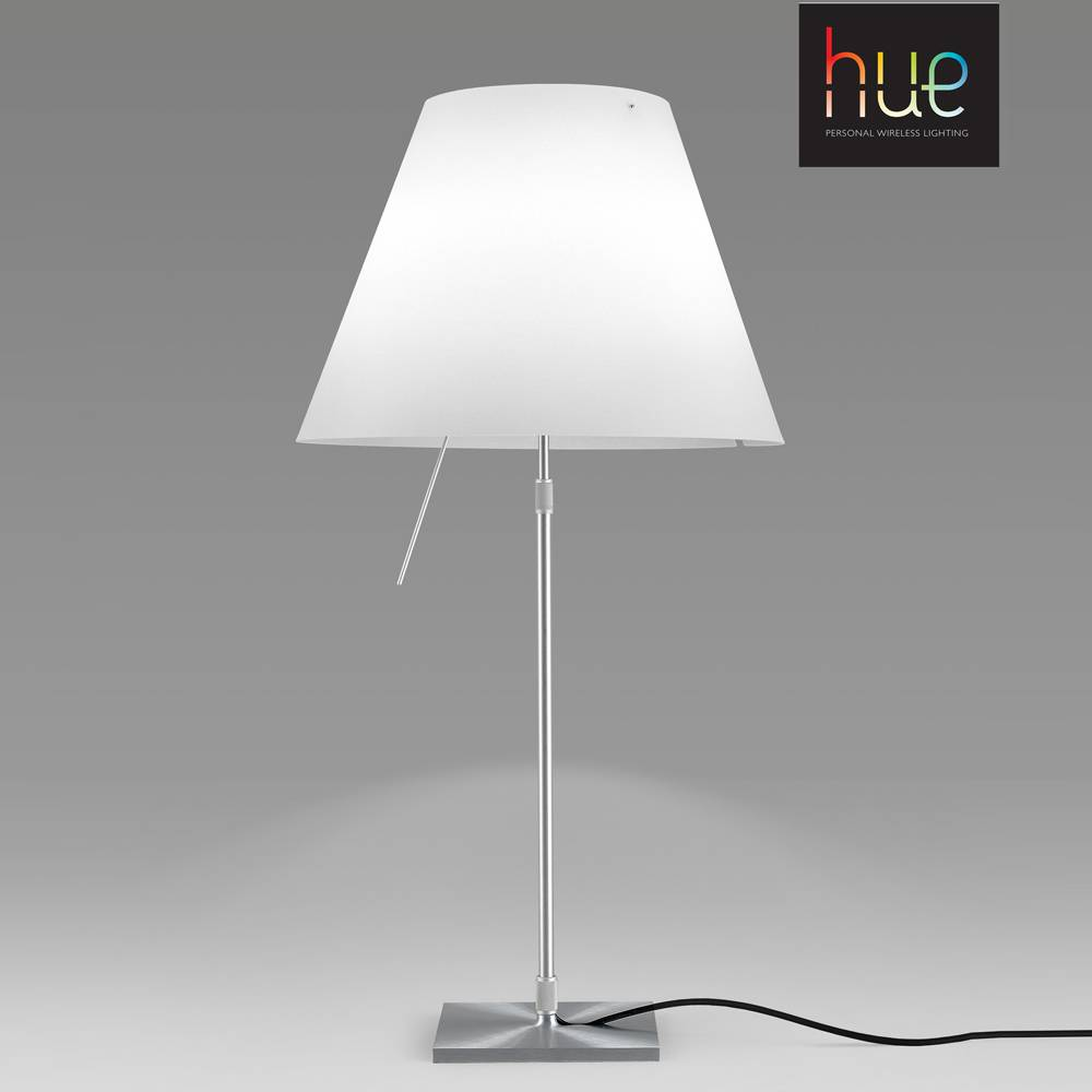 Luceplan Costanza Costanza With Philips Hue Table Lamp