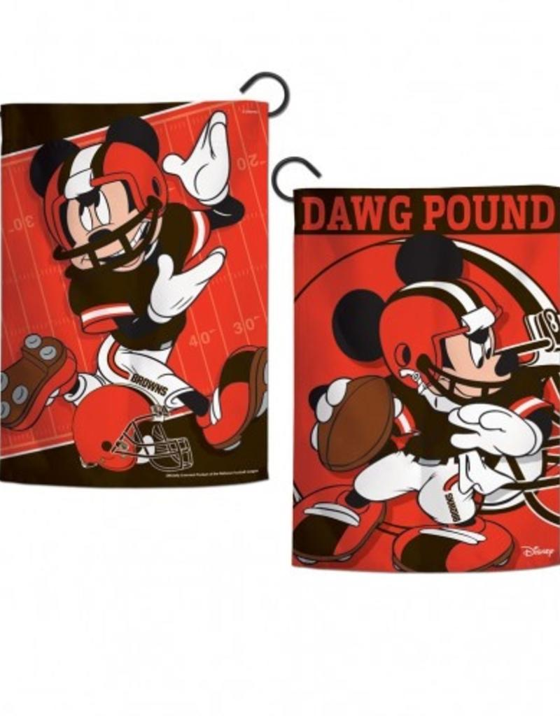 Disney Mickey Wincraft Cleveland Browns Disney Mickey Mouse 12 5