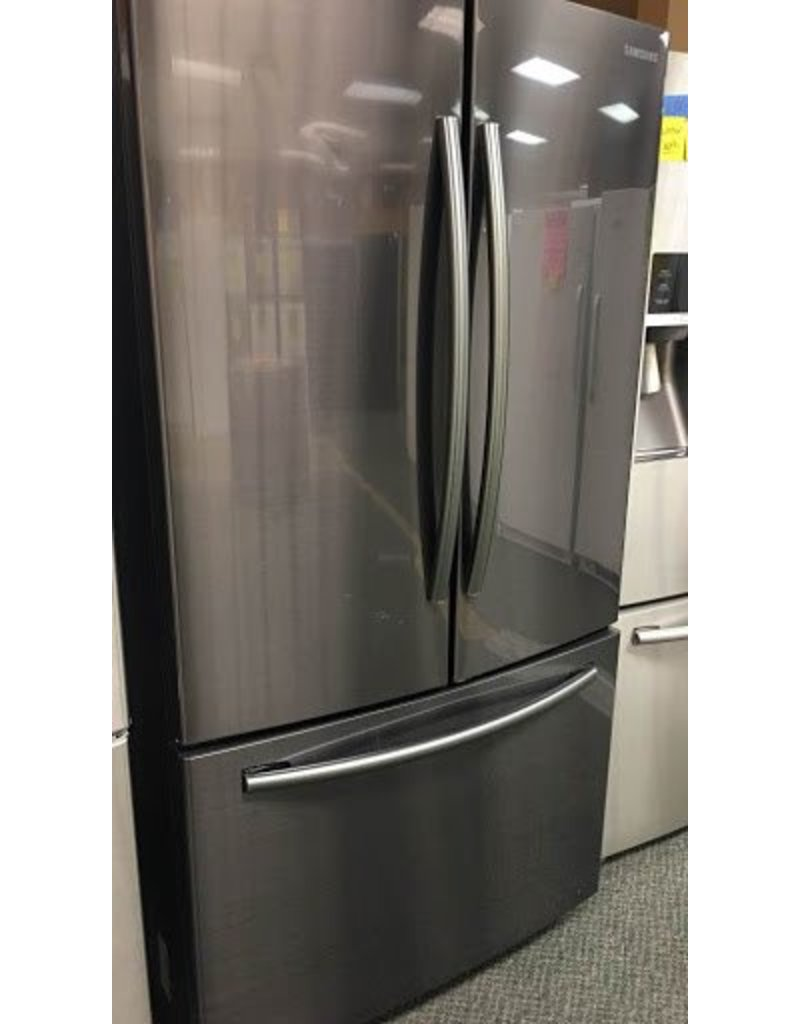 New Refrigerator Price Samsung New Price Black Stainless French Door Refrigerator By Samsung