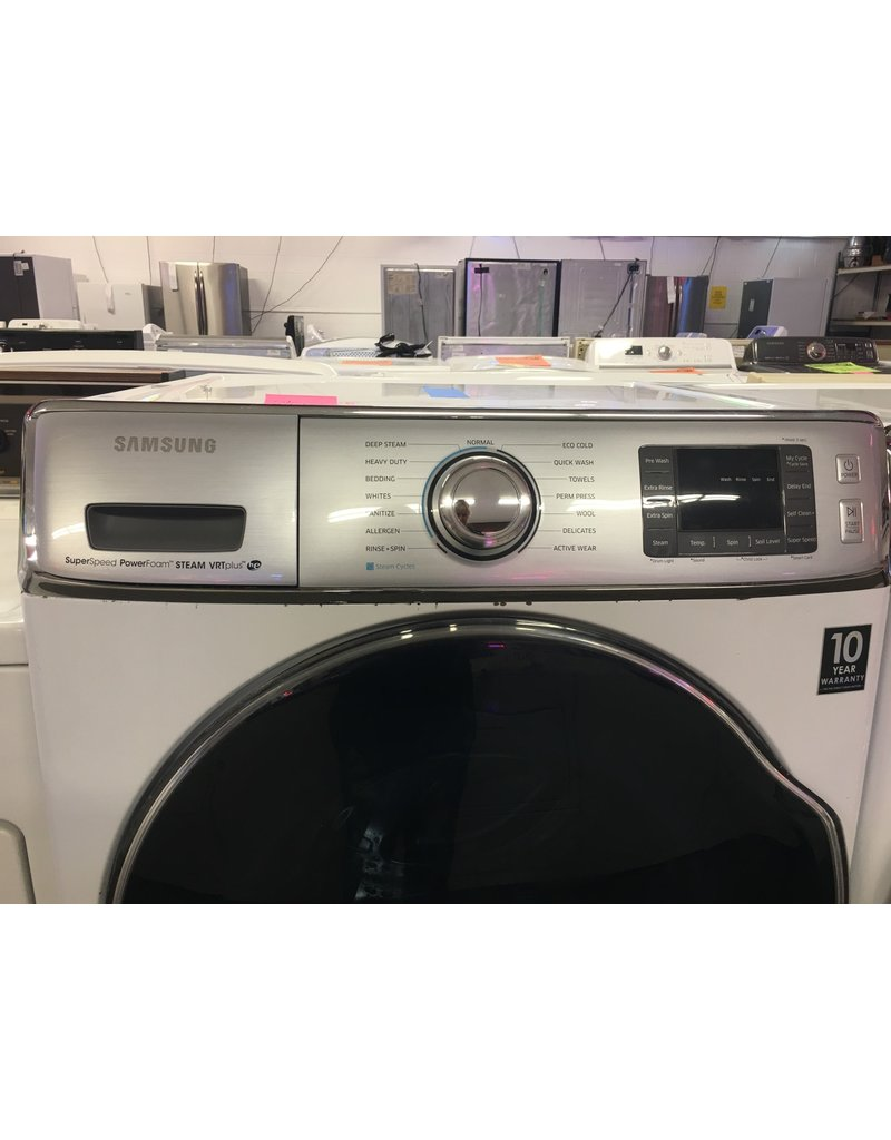 Samsung Front Load Washer Samsung Samsung 5 6 Cu Ft Front Load Washer W Super Speed